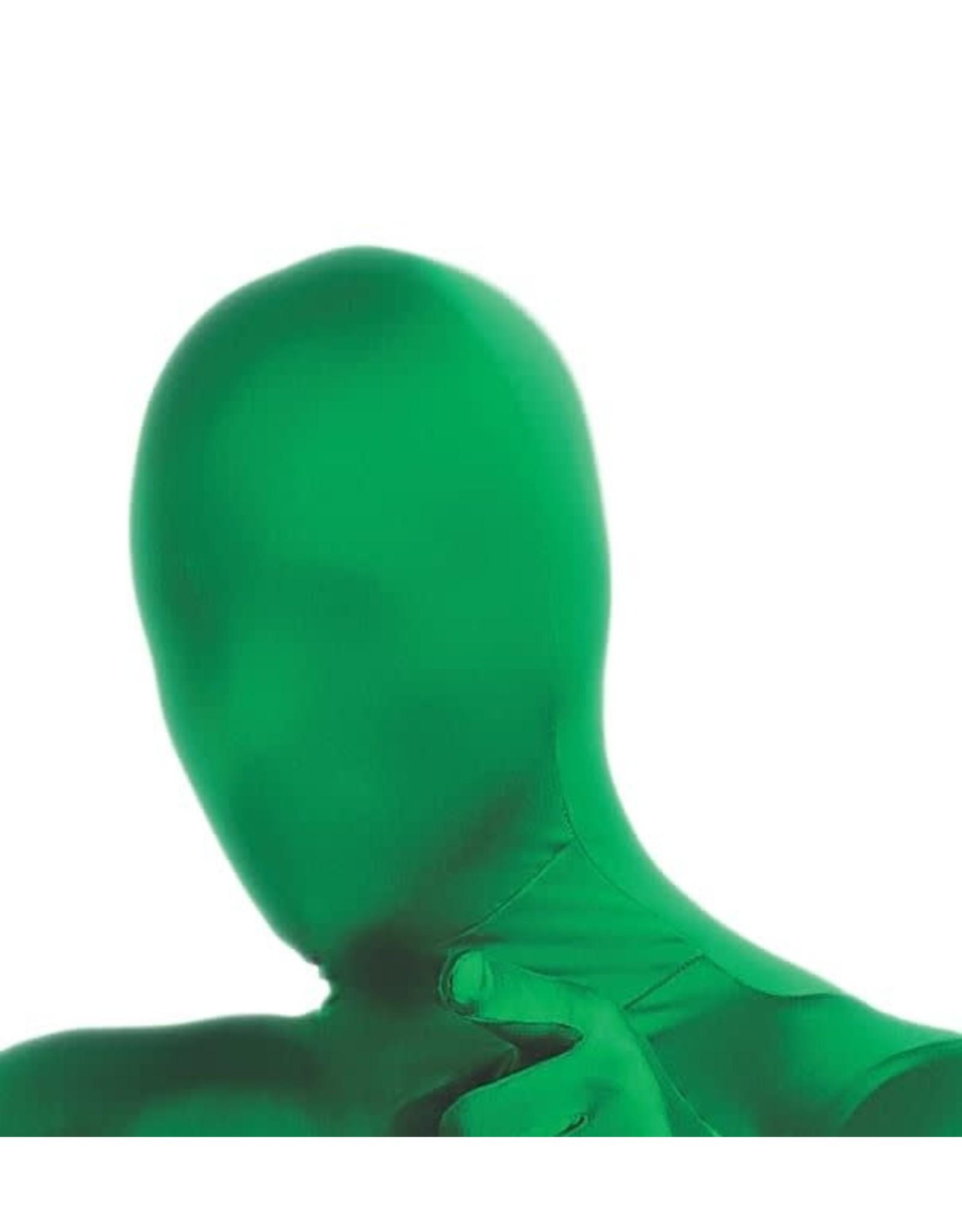 Rubies Costume Green 2nd Skin Mask