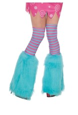 Rubies Costume Kid's Aqua Fluffies