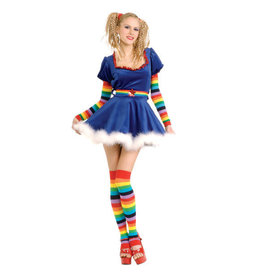 Secret Wishes Rainbow Girl Dress