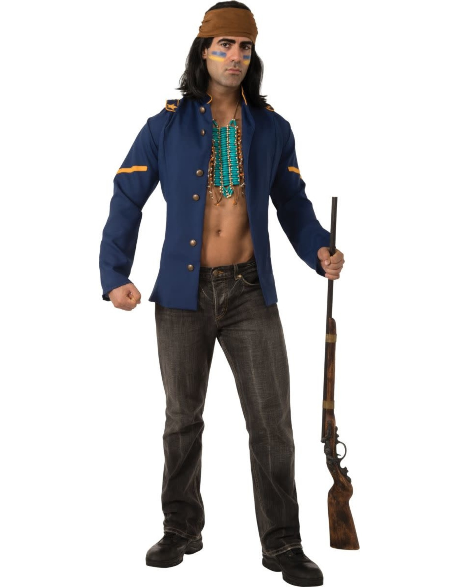 Rubies Costume Renegade Shirt and Accessories