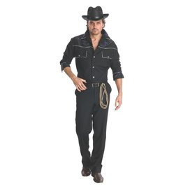Rubies Costume Cowboy Shirt