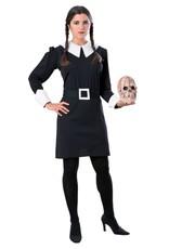 Rubies Costume Wednesday Addams Dress