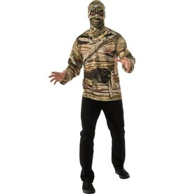 Rubies Costume Undead Shirt and Mask