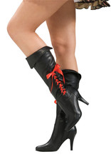 Secret Wishes Women's Lace-Up Pirate Boots