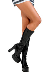 Secret Wishes Sexy Black Boots