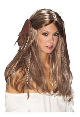 Rubies Costume Pirate Wench Wig