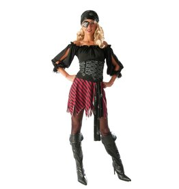 Rubies Costume Pirate Wench Dress