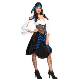 Rubies Costume Rum Runner Pirate