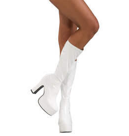 Secret Wishes Sexy White Boots