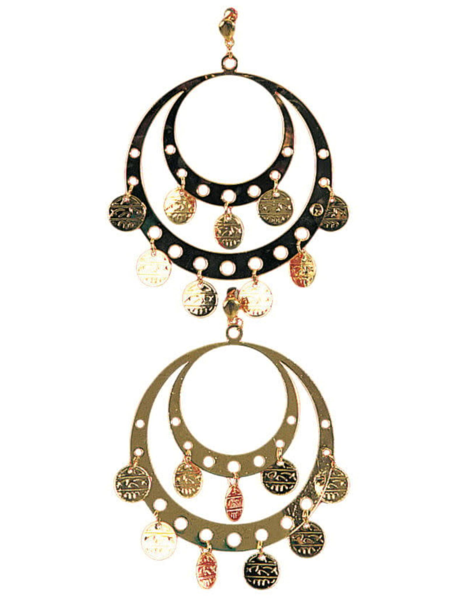 Rubies Costume Gypsy Earrings