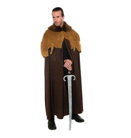 Rubies Costume Medieval Warrior Cloak