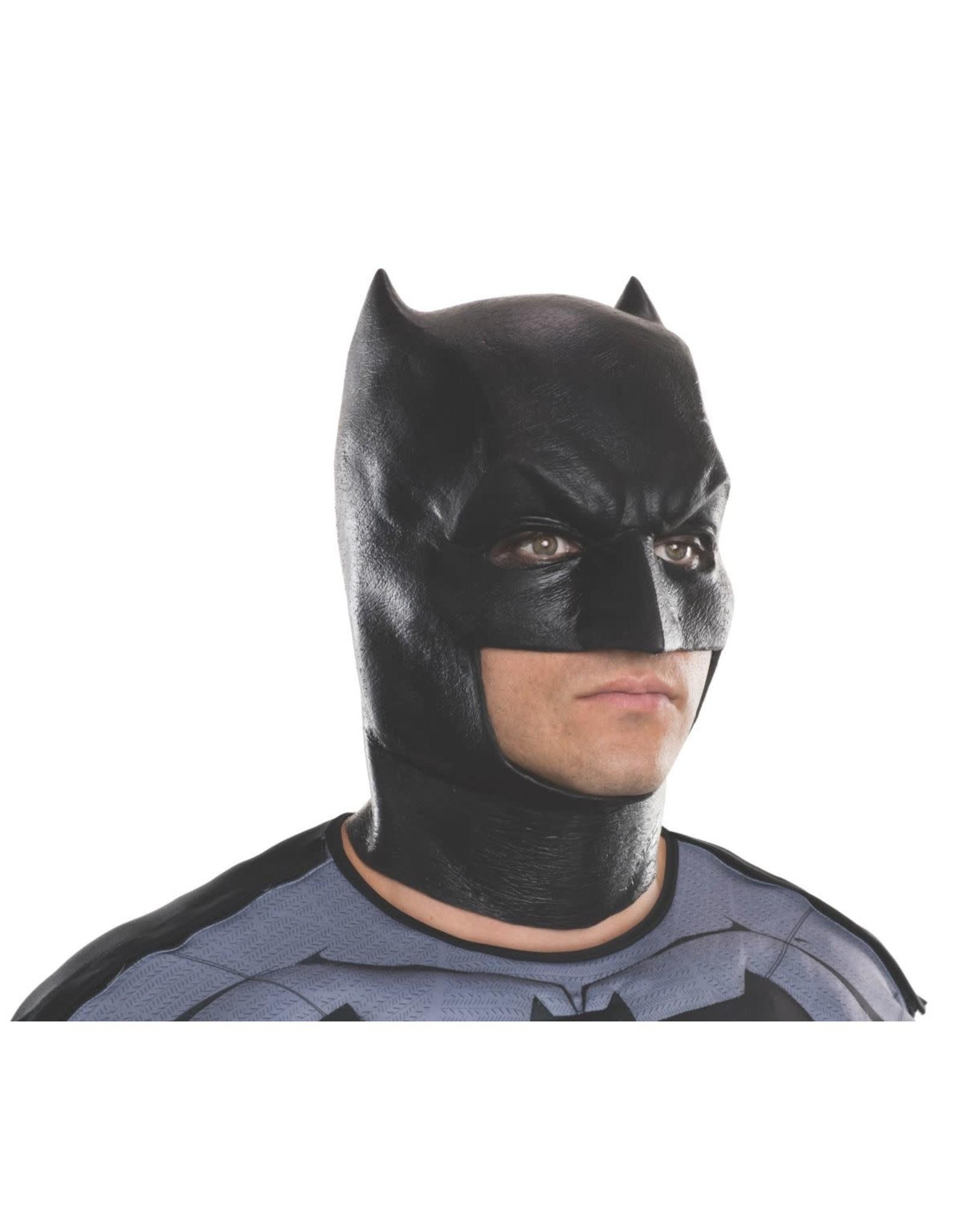 Rubies Costume Vinyl Full Batman Mask