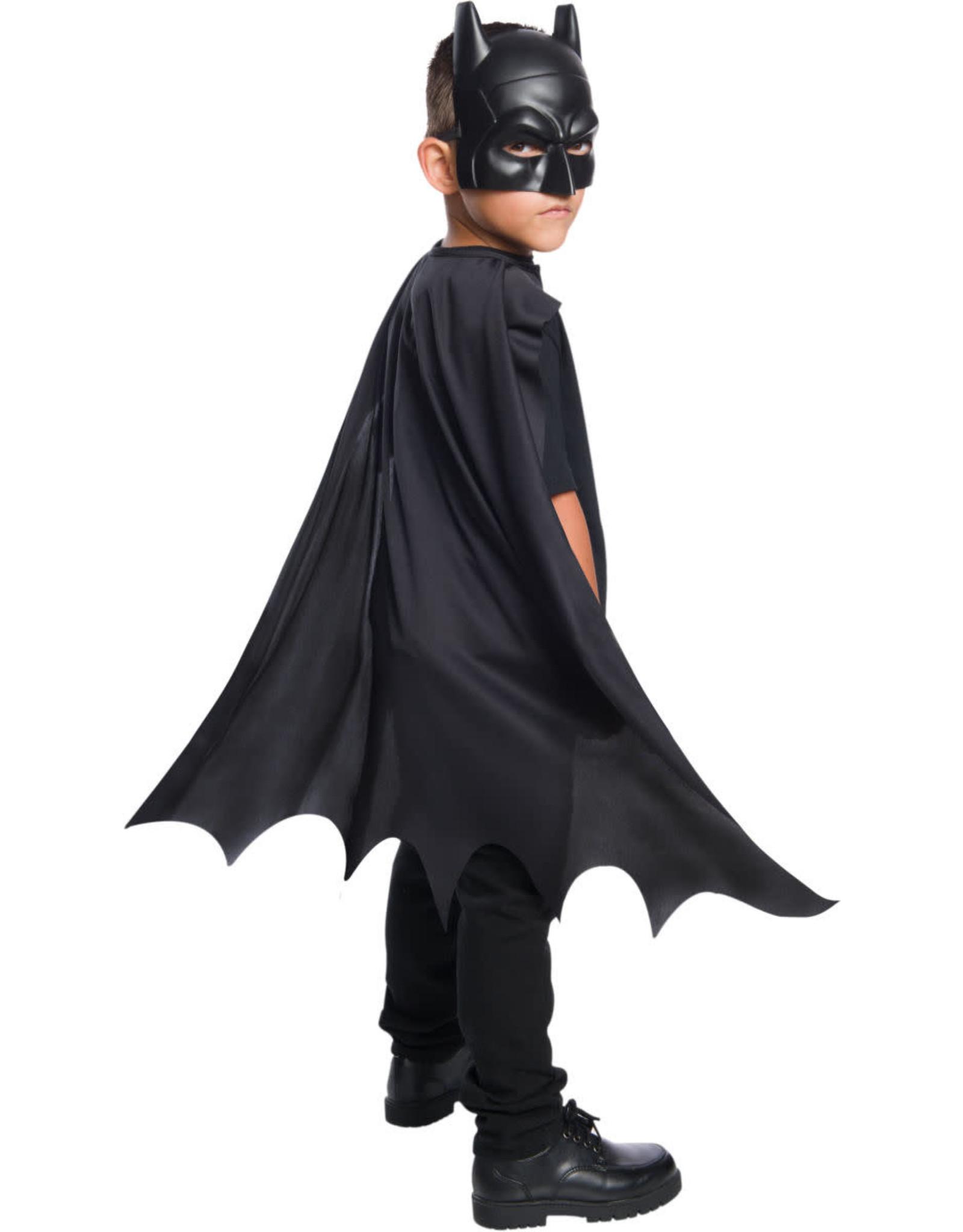 Rubies Costume Children's Batman Mask and Cape