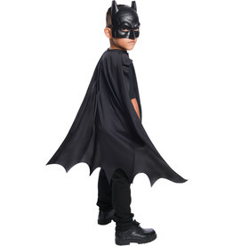 Rubies Costume Children's Batman Mask and Cape