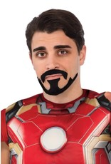 Rubies Costume Iron Man Moustache and Goatee