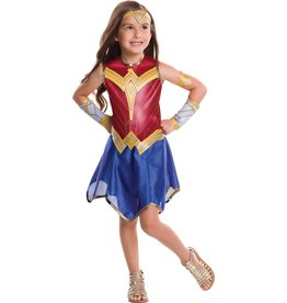 Rubies Costume Children's Wonder Woman - Justice League