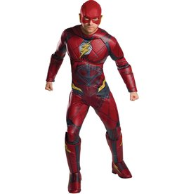Rubies Costume Deluxe Flash - Justice League