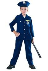 Rubies Costume Children's Police Officer