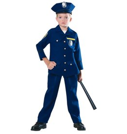 Rubies Costume Children's Police Officer