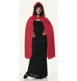"Rubies Costume 45"" Hooded Cape"
