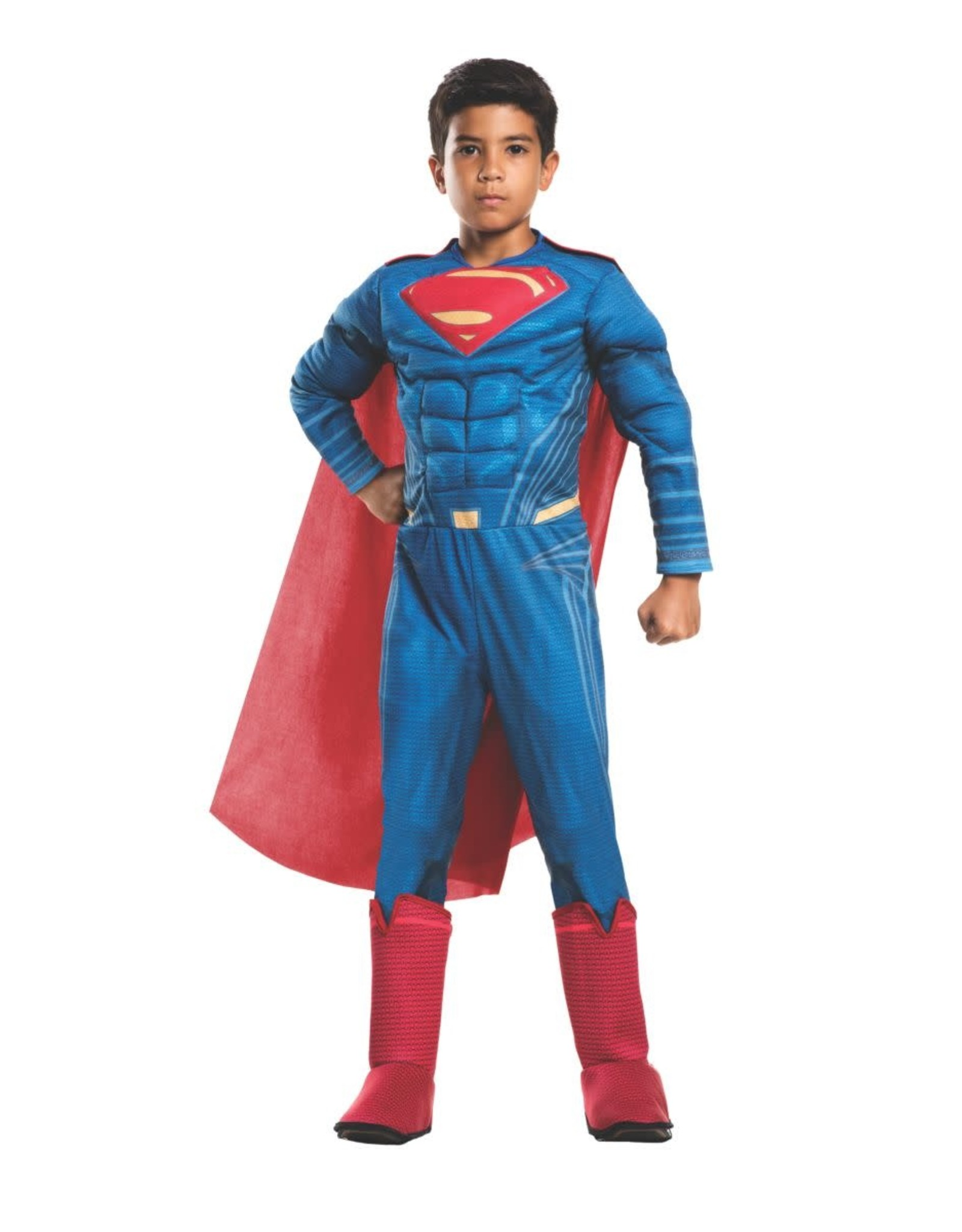 Rubies Costume Children's Deluxe Superman - Batman Vs Superman
