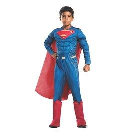 Rubies Costume Children's Deluxe Superman - Batman Vs Superman