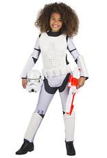 Rubies Costume Children's Classic Stormtrooper Girl