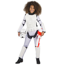 Rubies Costume Children's Classic Stormtrooper Girl