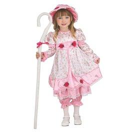 Rubies Costume Children's Deluxe Little Bo Peep