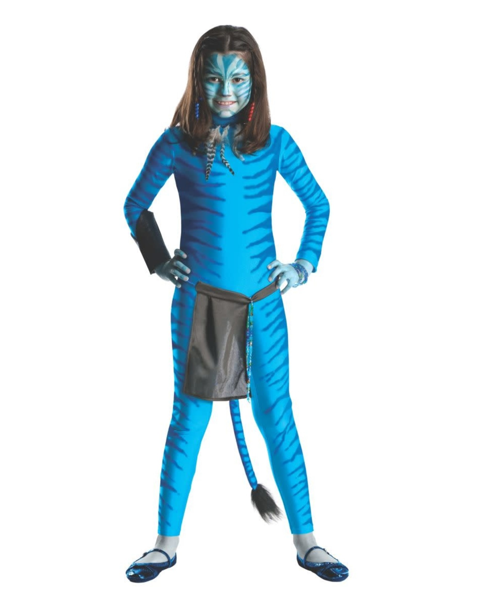 Rubies Costume Children's Neytiri Jumpsuit and Apron