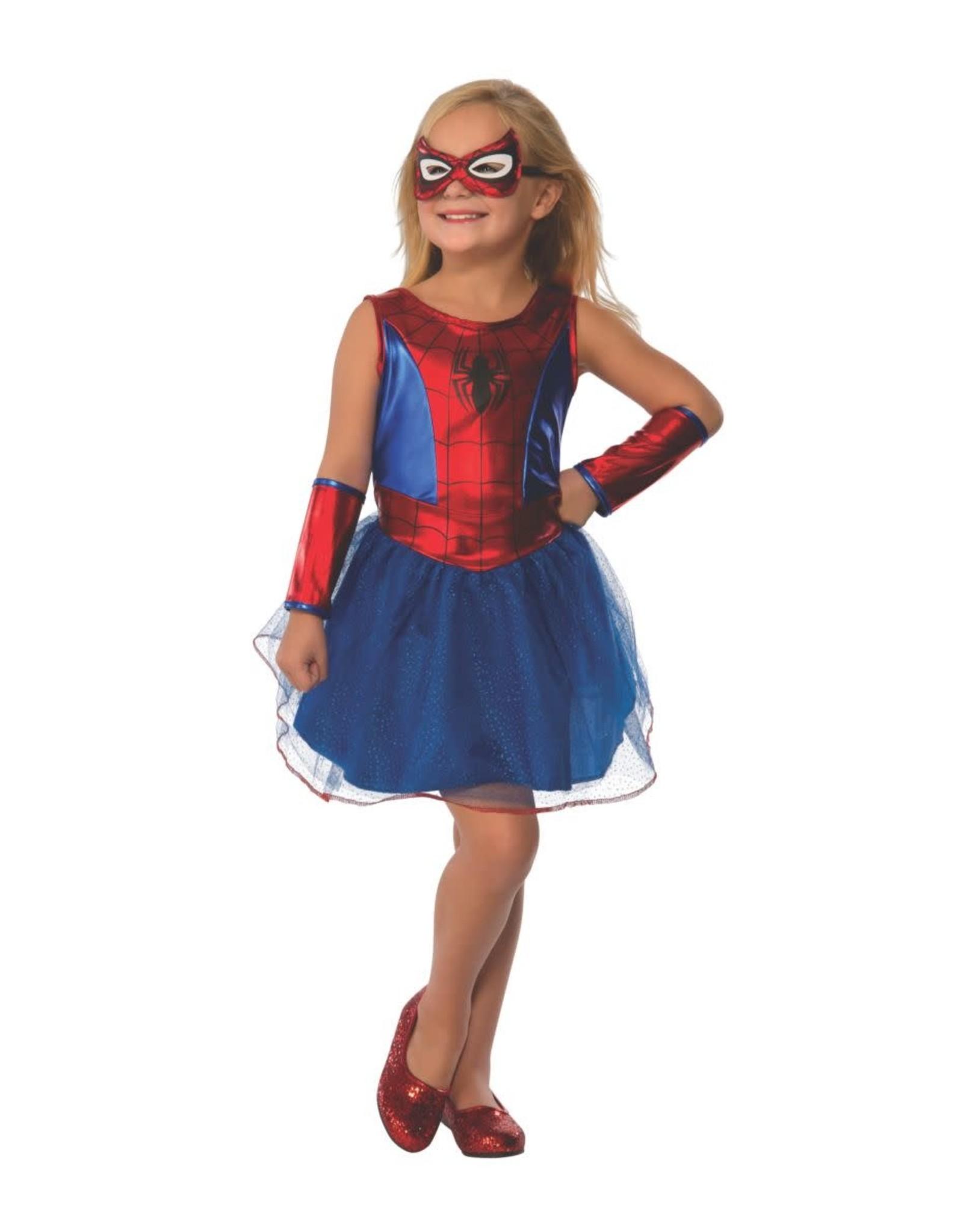 Rubies Costume Children's Spider-Girl Tutu Dress