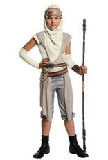 Rubies Costume Children's Rey  Mask with Hood