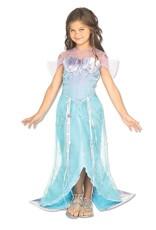Rubies Costume Children's Deluxe Mermaid Princess Dress