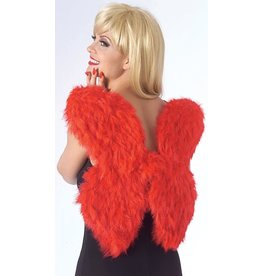 Rubies Costume Red Feather Wings