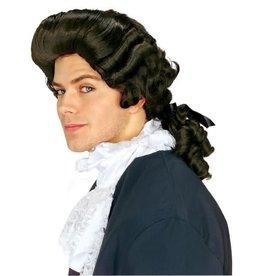 Rubies Costume Brown Colonial Man Wig