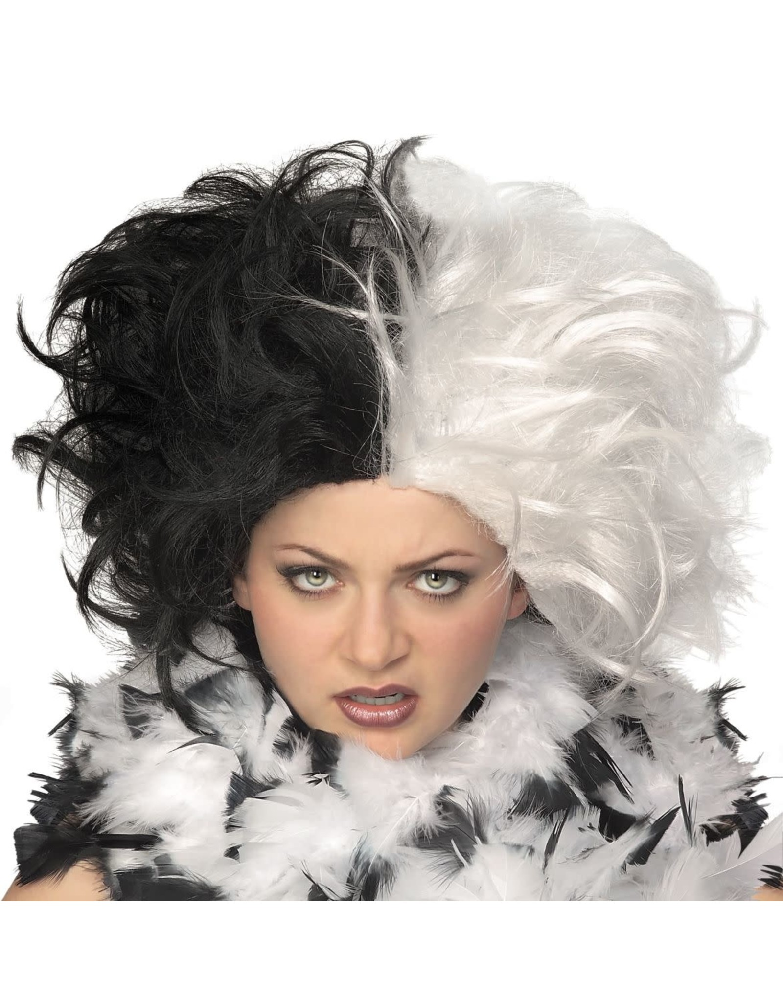 Rubies Costume Ms.Spot Wig