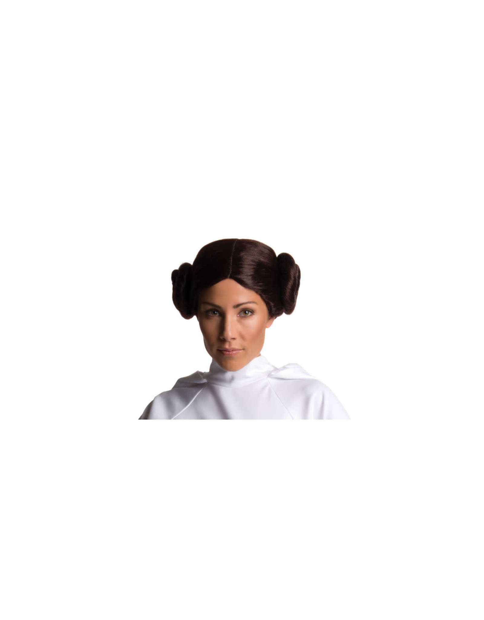 Secret Wishes Deluxe Princess Leia Wig
