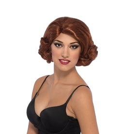 Secret Wishes Deluxe Black Widow Wig