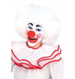 Rubies Costume White Deluxe Clown Wig