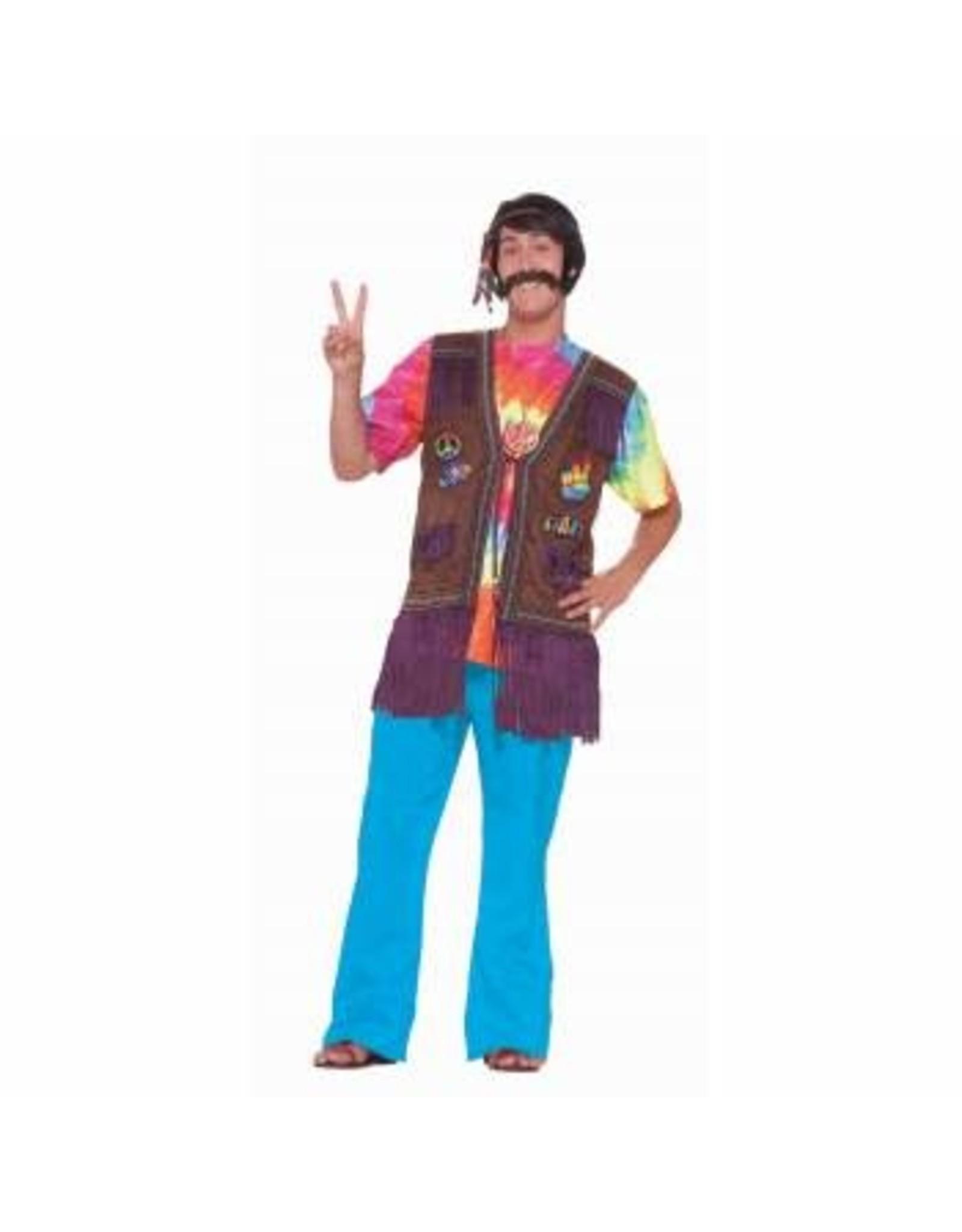 Forum Novelties Inc. Hippie Peace Vest