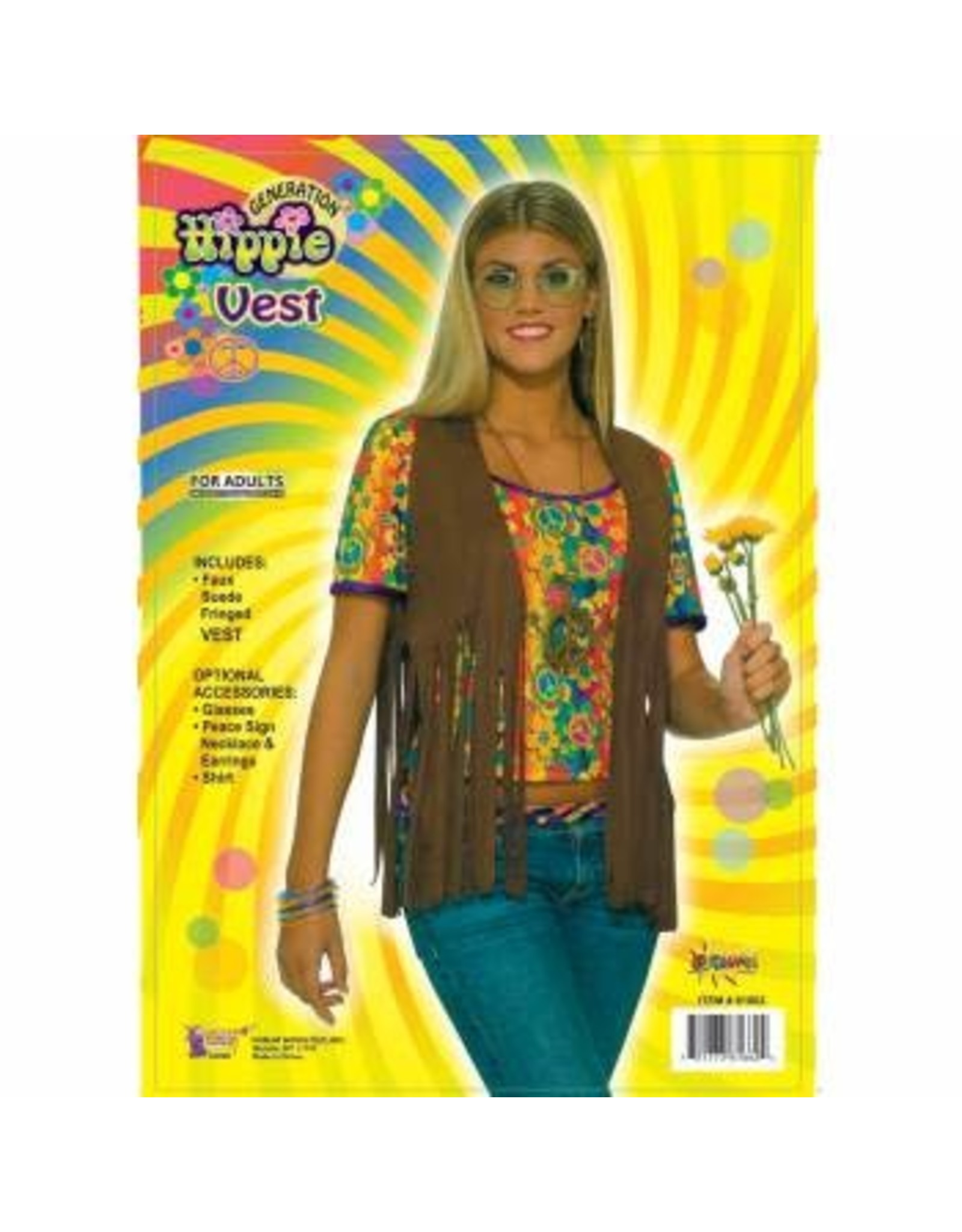 Forum Novelties Inc. Hippie Vest