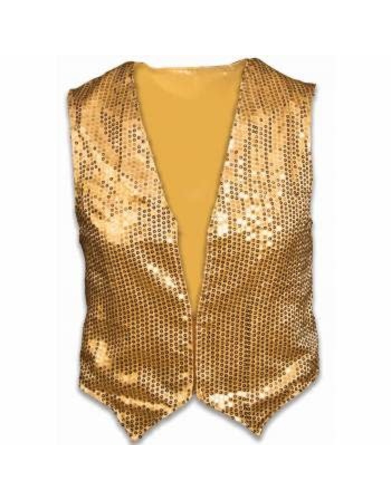 Forum Novelties Inc. Sequin Vest - Adults