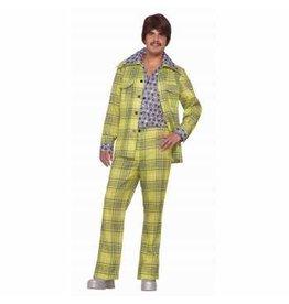 Forum Novelties Inc. Plaid Leisure Suit