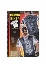 Forum Novelties Inc. Instant Biker Guy