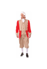 Forum Novelties Inc. British Red Coat