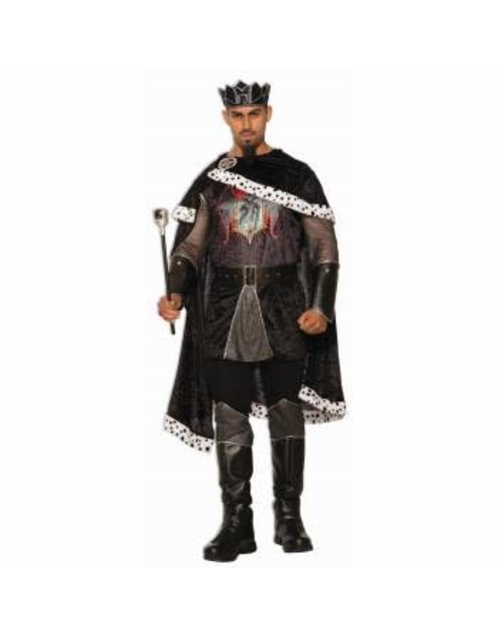 Forum Novelties Inc. Dark Royalty King Crown