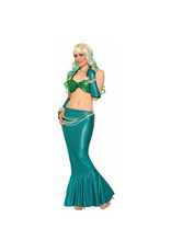 Forum Novelties Inc. Mermaid Skirt