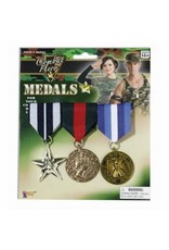 Forum Novelties Inc. Military Medals