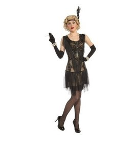 Forum Novelties Inc. Roaring 20's Lacey Lindy Dress