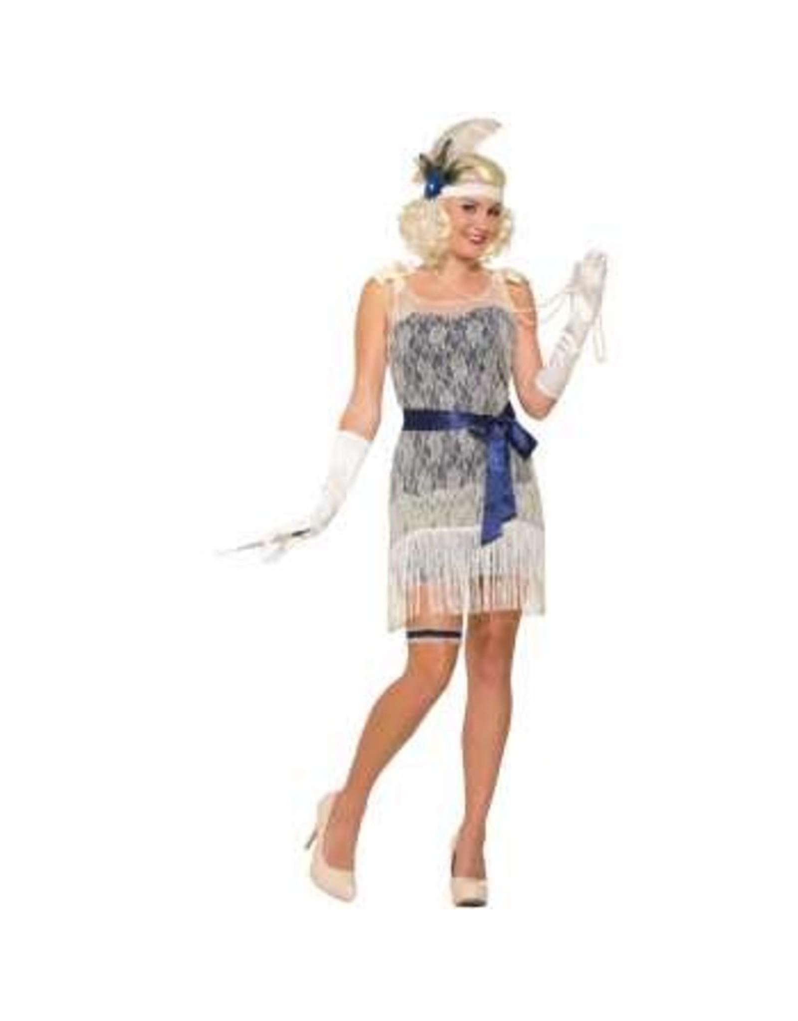 Forum Novelties Inc. Gold Coast Socialite Dress
